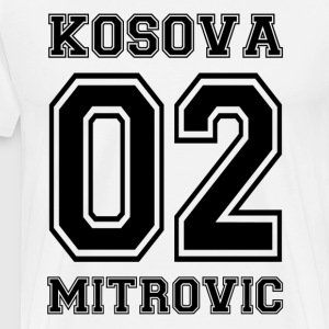 Kosova Mitrovic - Men's Premium T-Shirt