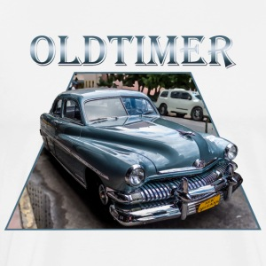 Old Timer New Orleans - Herre premium T-shirt