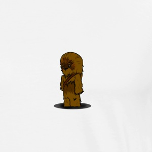chewbacca sincefiction - Männer Premium T-Shirt