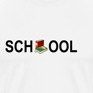 School - Men's Premium T-Shirt