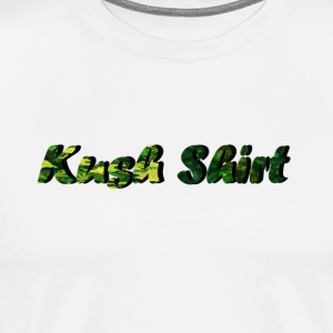 Kush shirt - Premium T-skjorte for menn