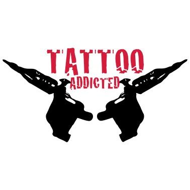 Wie kann man eine Tattoo-Pistole anziehen?