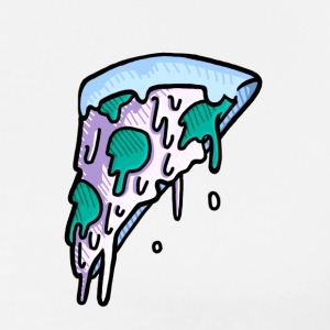 Invasion # 001.5 Pizza ordonnée - T-shirt Premium Homme