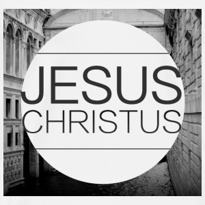 Jesus Christus - Königskinder Design Photo - T-shirt Premium Homme