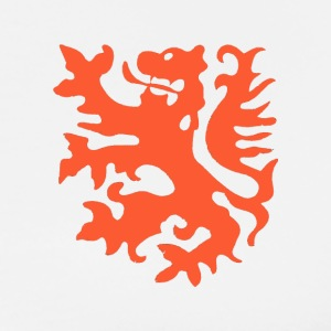 Leone Orange Nederland 1974 Replica - Mannen Premium T-shirt