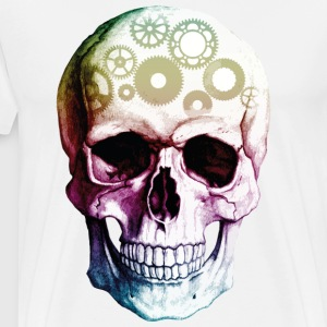 Skull engine - Men's Premium T-Shirt