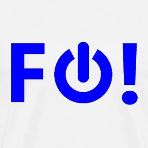 F Off! - Men's Premium T-Shirt