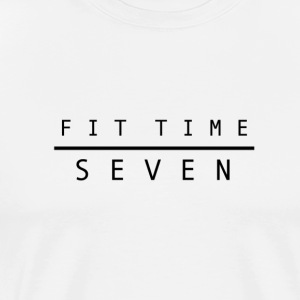Fit Time Seven classic black - Men's Premium T-Shirt