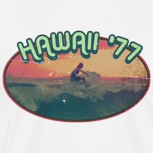 hawaii 77 - T-shirt Premium Homme