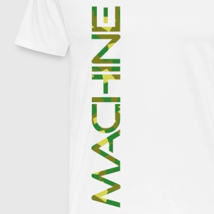 MACHINE - T-shirt Premium Homme