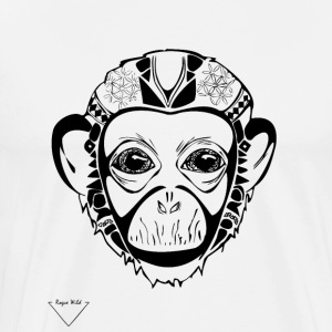 Be a monkey* - T-shirt Premium Homme