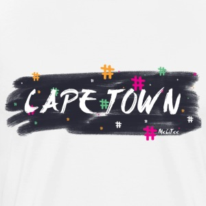 Cape Town #1 - Men's Premium T-Shirt