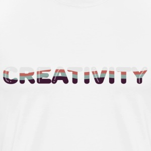 Creativity - Men's Premium T-Shirt