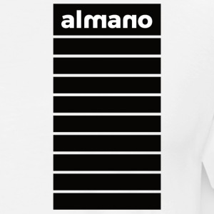 almanolarge - Men's Premium T-Shirt