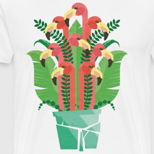 Summer plantation - Men's Premium T-Shirt