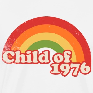child of 1976 - Männer Premium T-Shirt