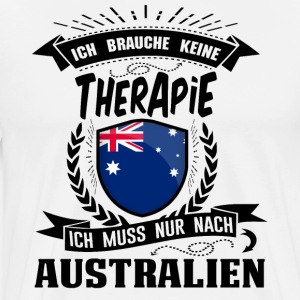 I do not need therapy Australia