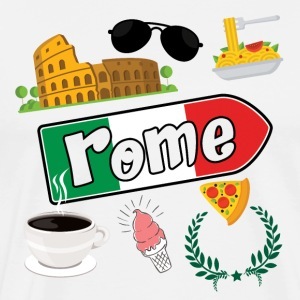 I love Rome - Men's Premium T-Shirt