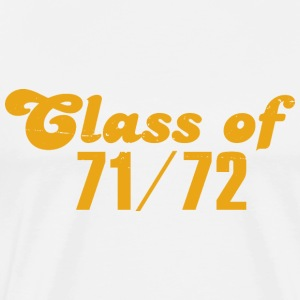 Class of 71 72 - Men's Premium T-Shirt