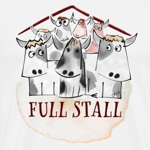 Full Stall - Men's Premium T-Shirt