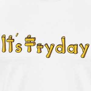 It s Fryday - Männer Premium T-Shirt