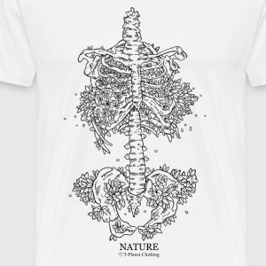 Natur Cloth_00 - Männer Premium T-Shirt