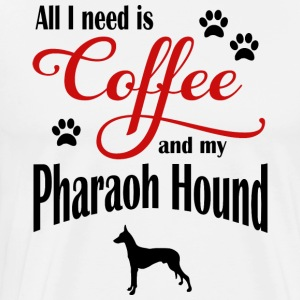 Pharaoh Hound Coffee - Men's Premium T-Shirt