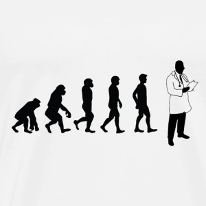 Evolution doctor - Men's Premium T-Shirt
