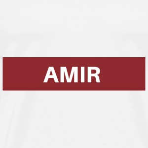Amir - Men's Premium T-Shirt