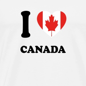 i love homeland gift CANADA - Men's Premium T-Shirt