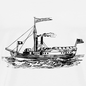steamboat - Men's Premium T-Shirt