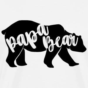 Papa Bear - for parents-baby-partner-look