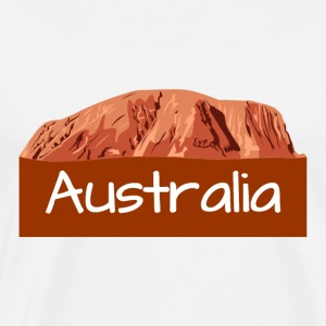 Ayers Rock - Australien - Australien - Ned Under