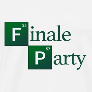 Final party! - Men's Premium T-Shirt