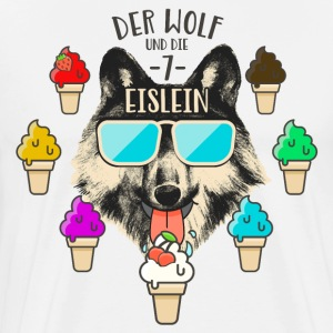 The wolf and the 7 icecreams