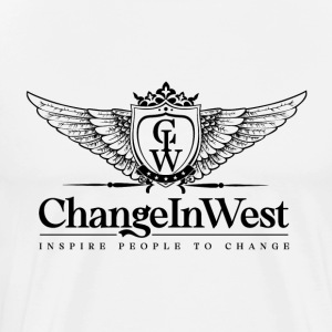 ChangeInWest T-shirt - Premium T-skjorte for menn