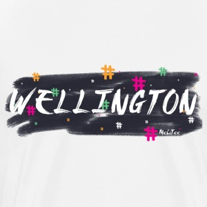 Wellington #1 - Men's Premium T-Shirt