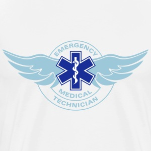 Star of Life Wings EMT