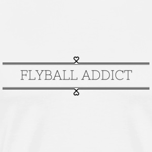 Flyball Addict - Men's Premium T-Shirt