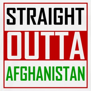 STRAIGHT OUTTA AFGHANISTAN