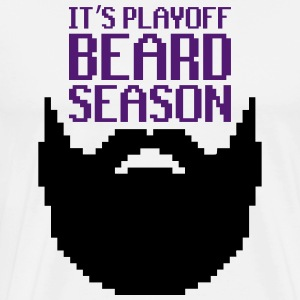 Beard Season - BART - Men's Premium T-Shirt