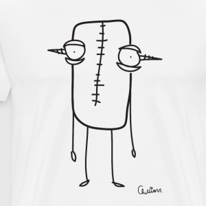 Chillions Frankenstein Monster - Men's Premium T-Shirt