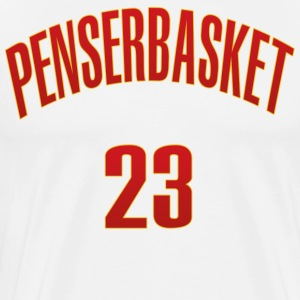 NUMBER 23 LBJ Tee - Men's Premium T-Shirt
