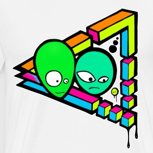 Alien GaffShop - Men's Premium T-Shirt