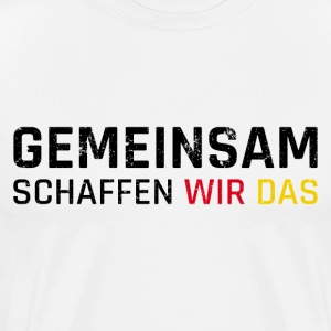 Germany fan motif