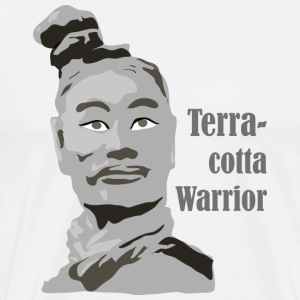 JLB Terracotta Warrior 26072017 2 - Men's Premium T-Shirt