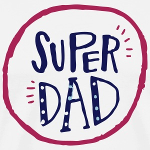 Super Dad - Men's Premium T-Shirt