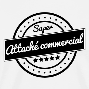 Super attaché commercial - T-shirt Premium Homme