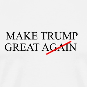 Make Trump Great - Männer Premium T-Shirt