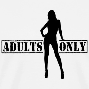 Adults only / Sexy Woman Model JGA Club Crew 1c